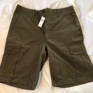 """Banana Republic Cargo Shorts - Men's 34"""""""